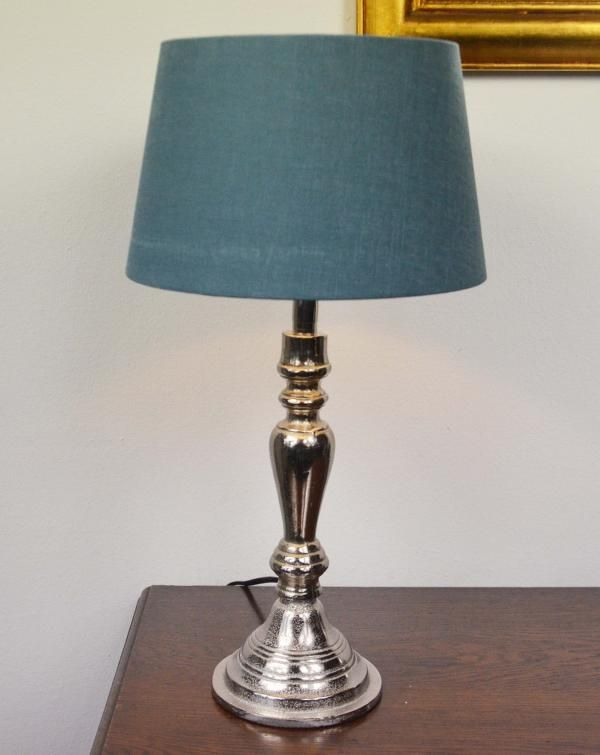 Tischlampe inklusive Lampenschirm Colmore Small